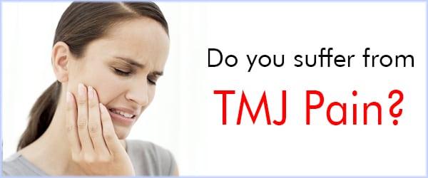 TMJ Pain Relief